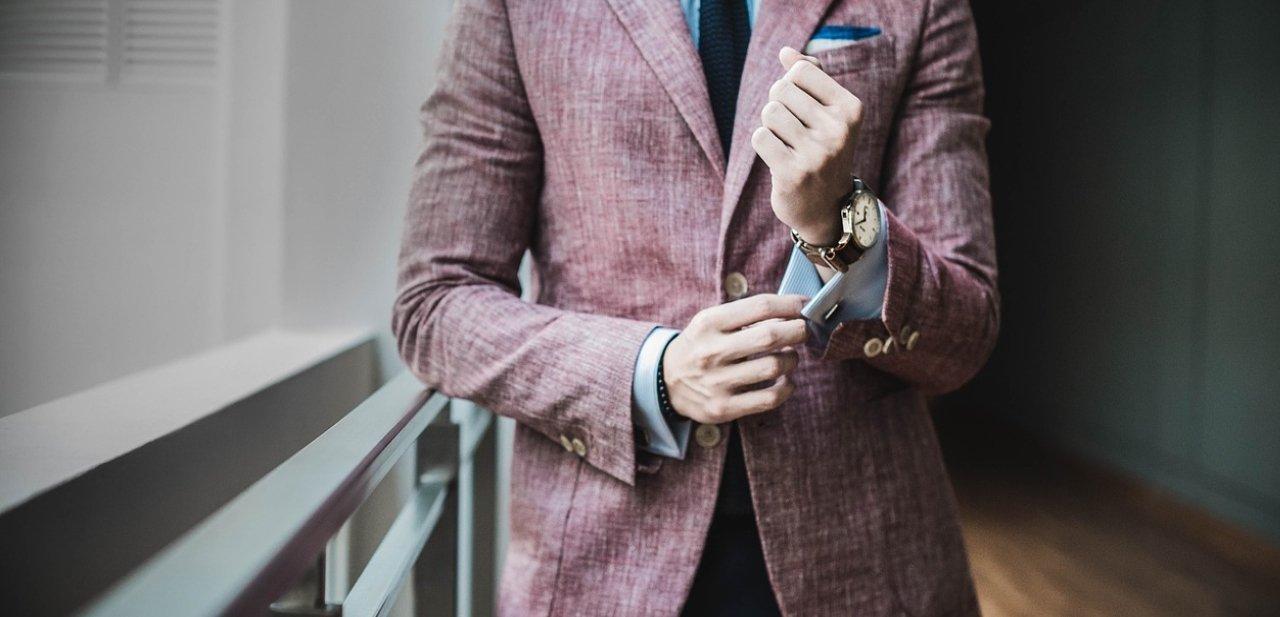Accesorios de lujo para un hombre de éxito
