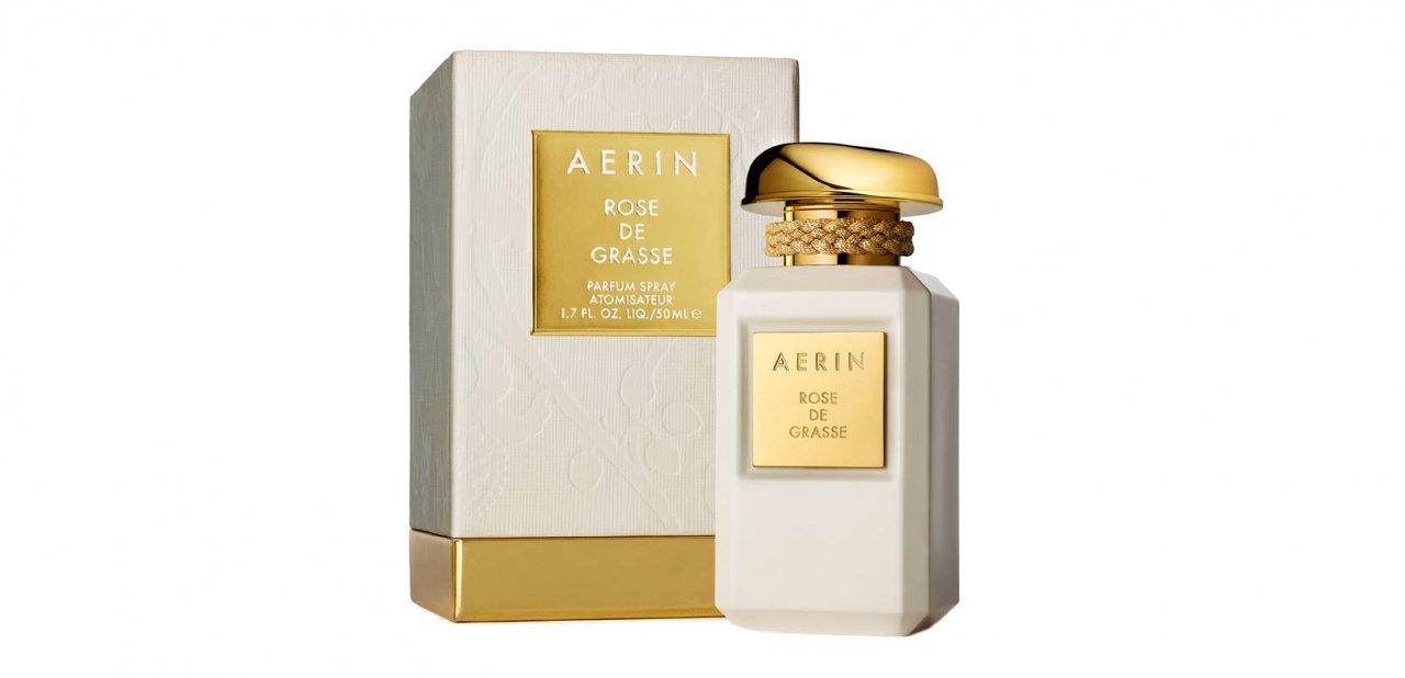 Aerin Rose de Grasse frasco con caja