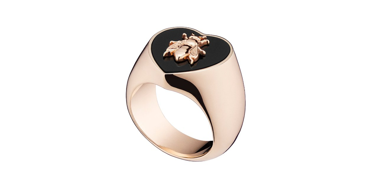 320574875eee Anillo abeja real Lucky Dior