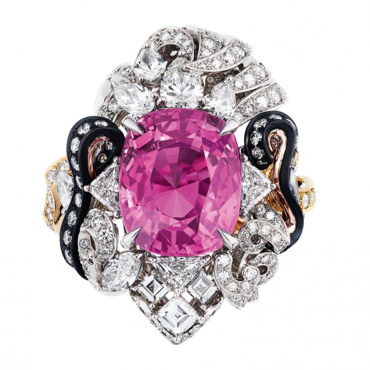 anillo Dior à Versailles