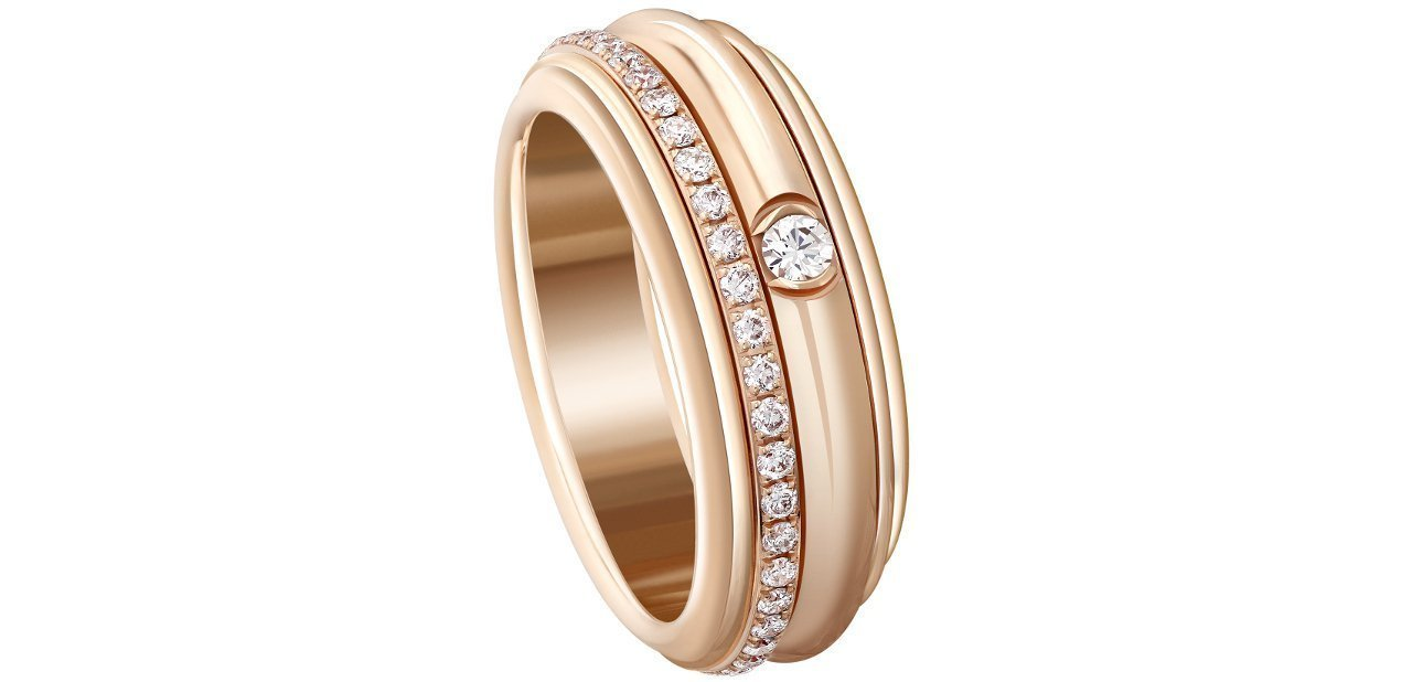 Anillo Piaget Possession