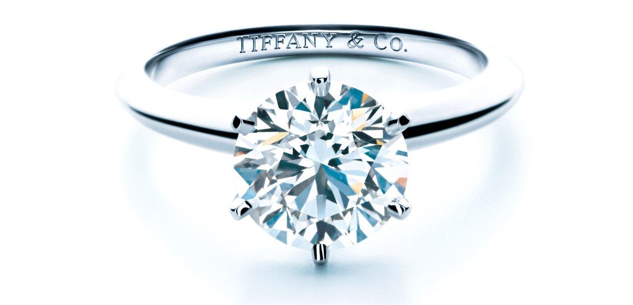 Anillo Tiffany Compromiso