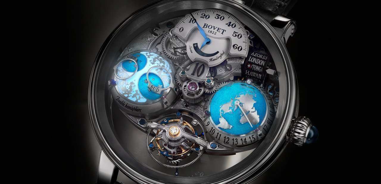 Bovet Récital 18 The Shooting Star luminiscente