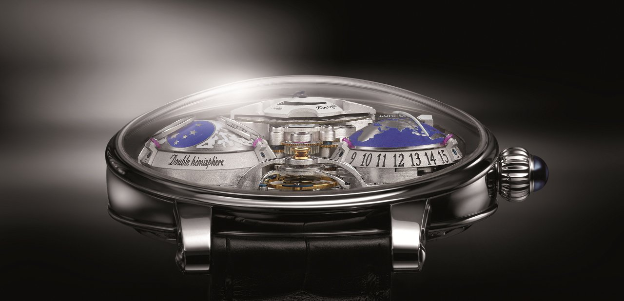 Bovet Récital 18 The Shooting Star visto de perfil