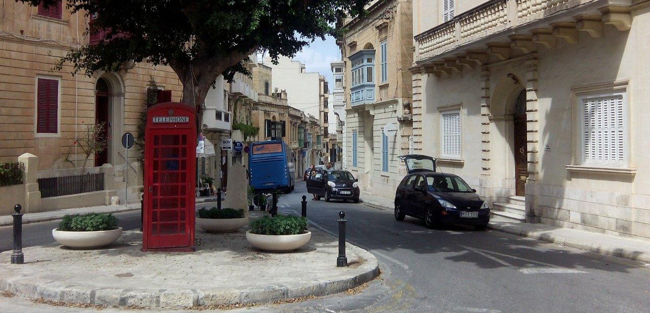 Cabina en Malta