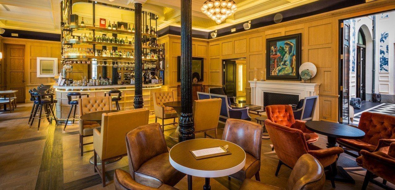 Cafetería del Only YOU Hotel