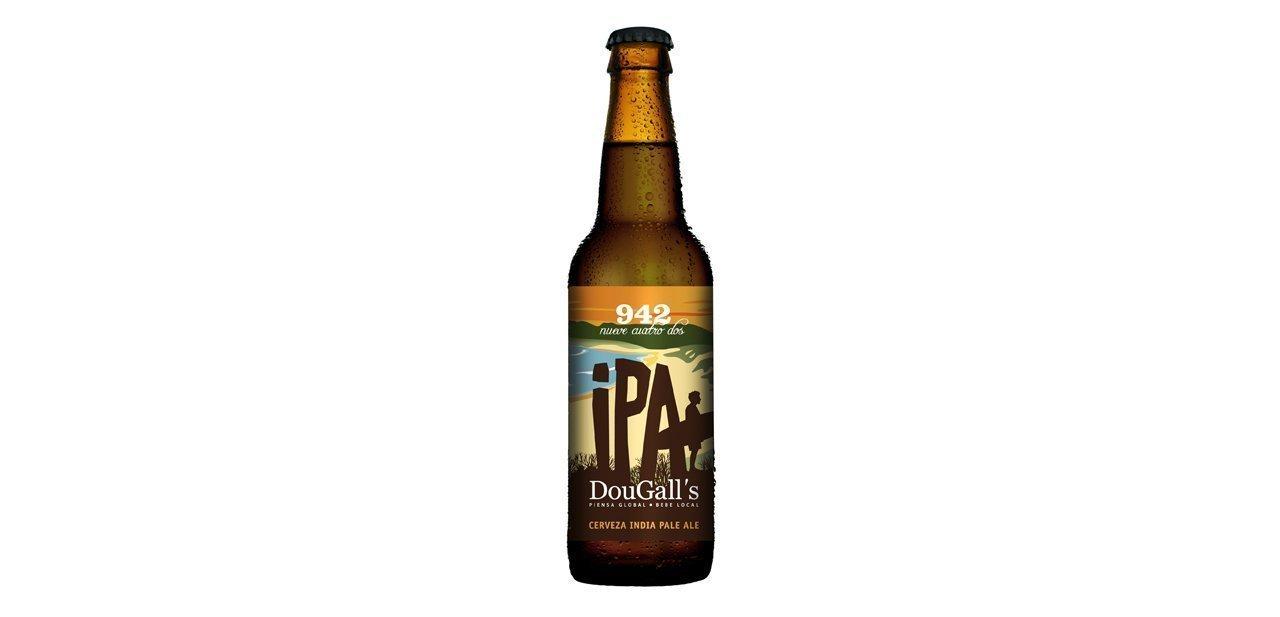 Cerveza Dougall's 942 IPA