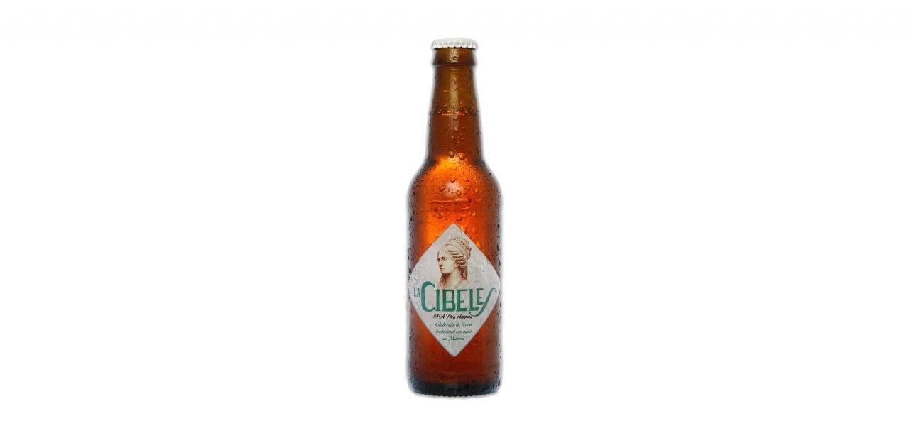 Cerveza La Cibeles IPA