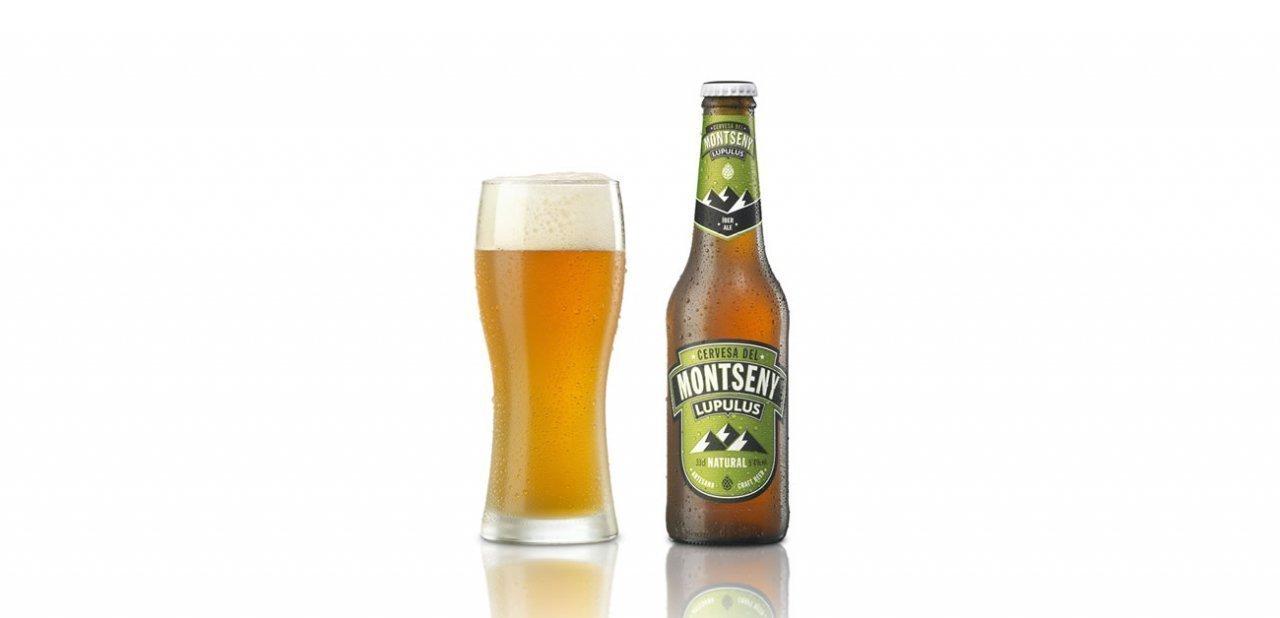 Cerveza Montseny Lupulus