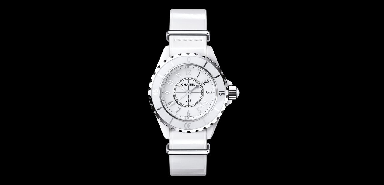 Chanel J12-G.10 en color blanco