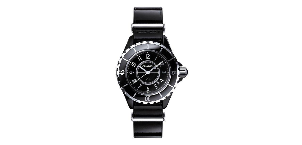 Chanel J12-G.10 negro