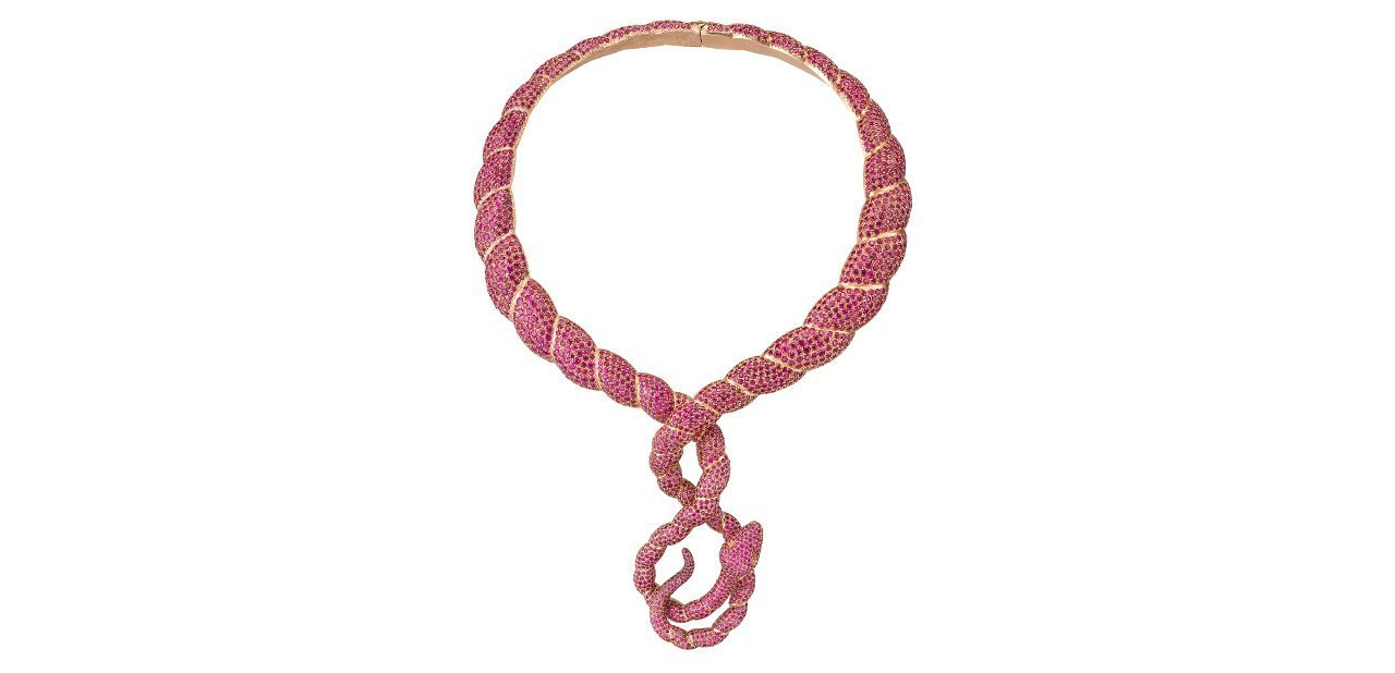 Collar de serpiente