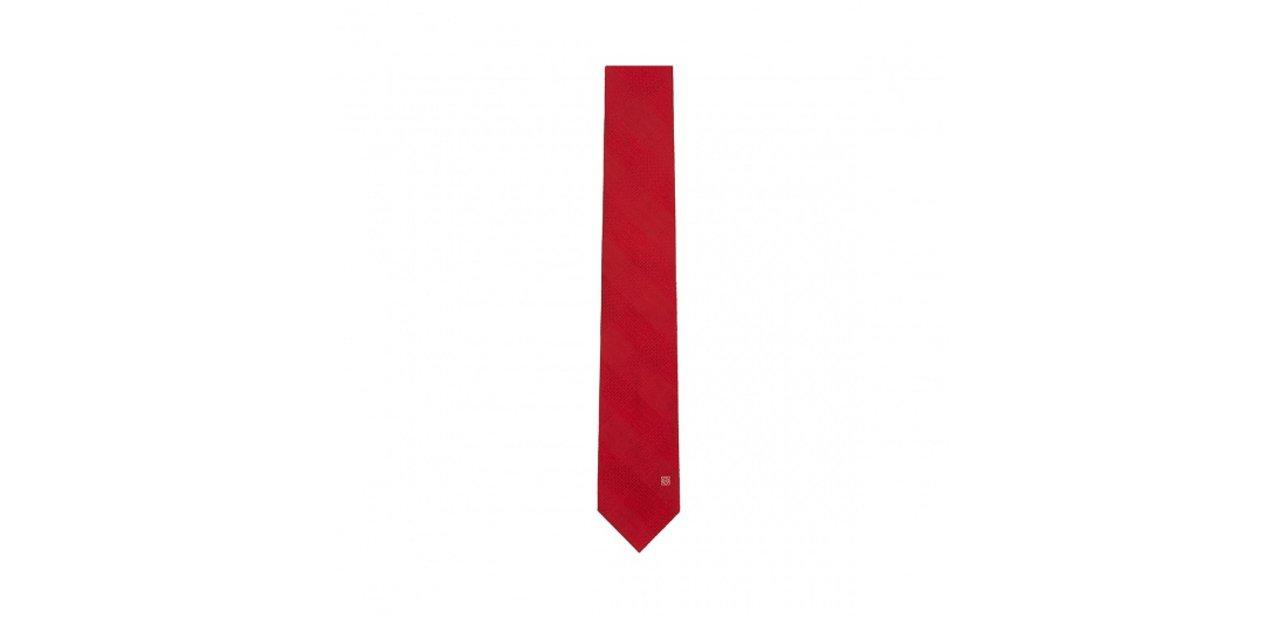 Corbata Roja color Loewe