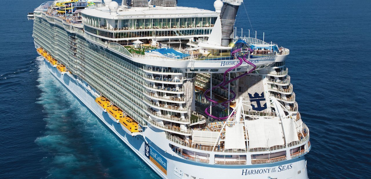 Cubierta Harmony of the Seas
