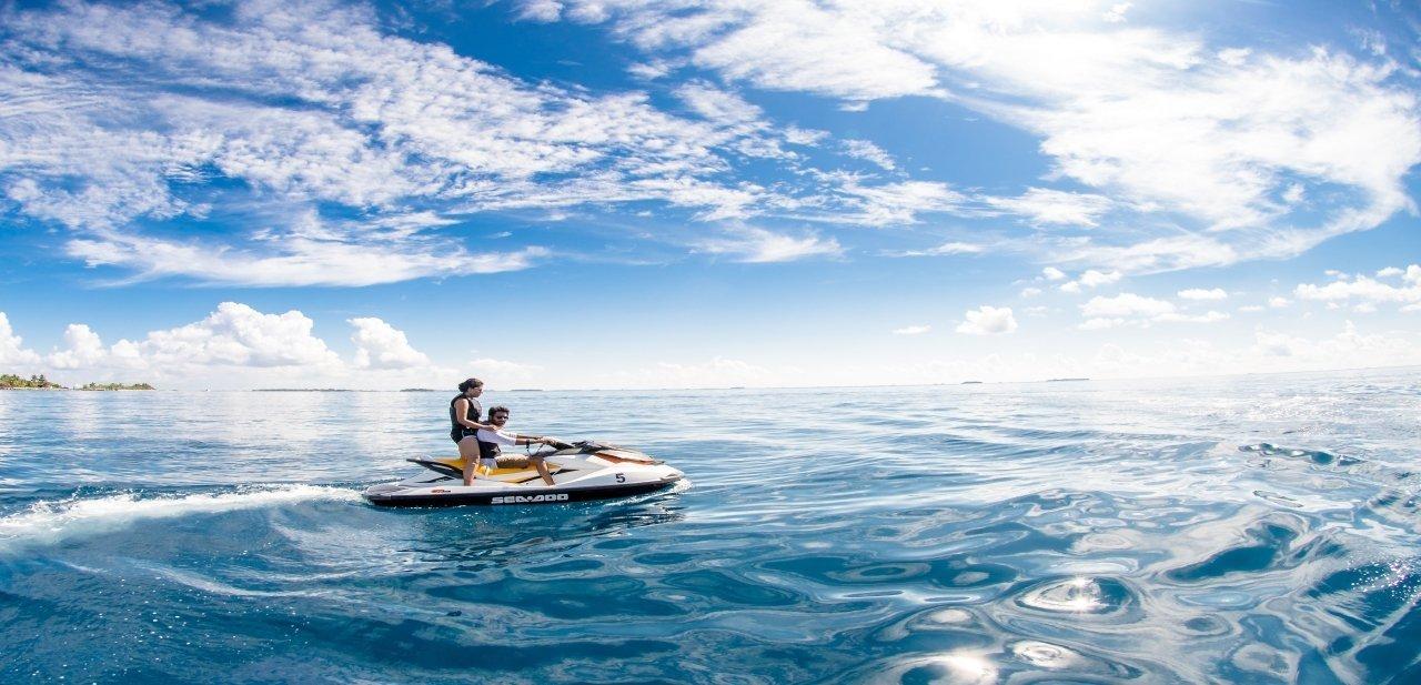 Deportes acuáticos Islas Maldivas