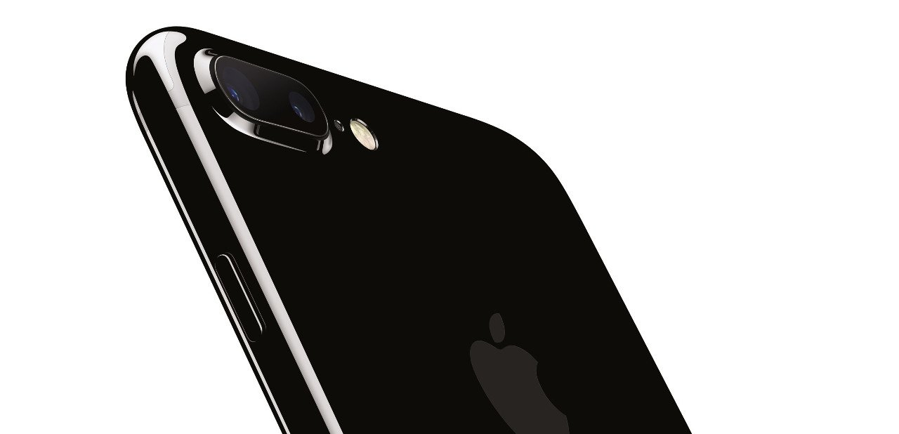 Detalle de la parte trasera del iPhone 7 Plus 256 GB