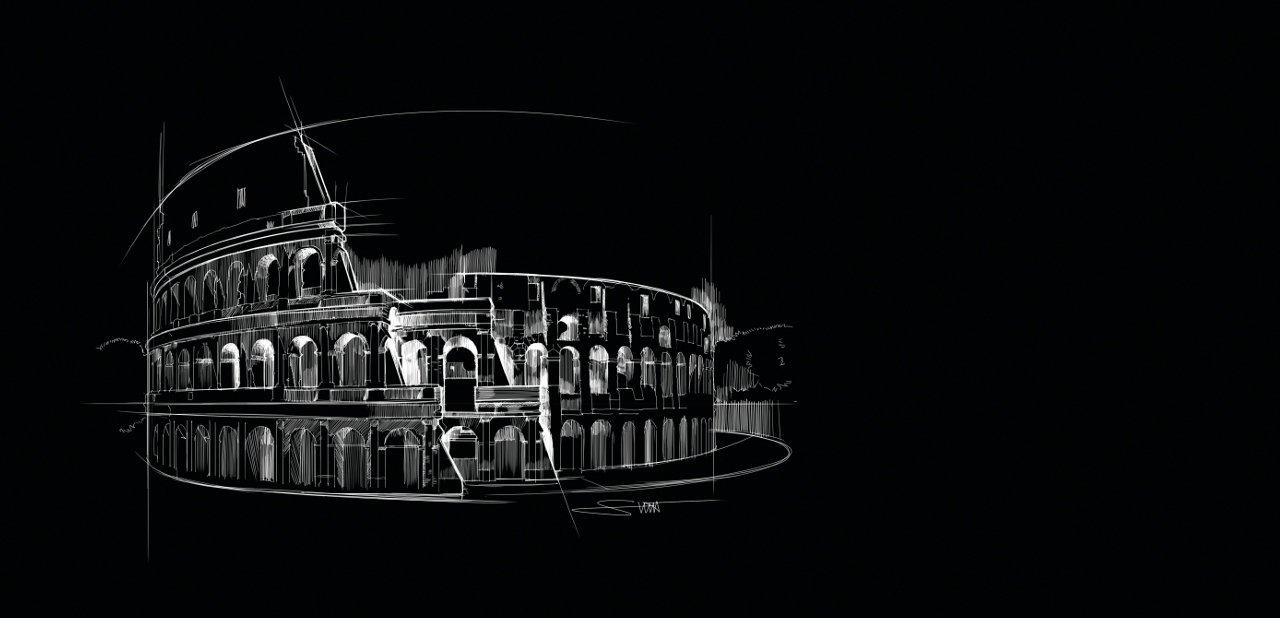 Diseño Coliseo