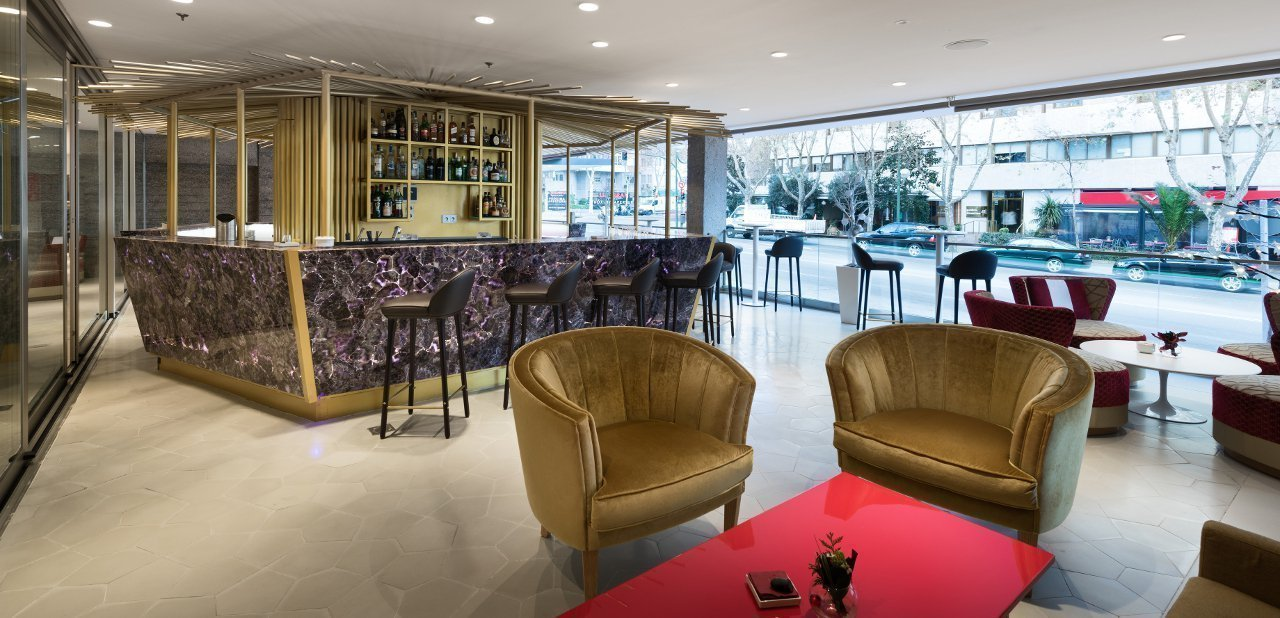 DOMO Lounge & Terrace by Cabrera, NH Collection Eurobuilding, Madrid