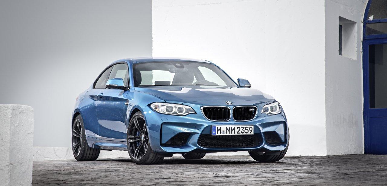 El BMW M2 Coupé
