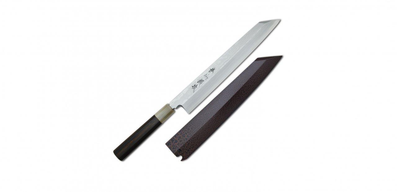 El cuchillo Suisin Tanryu Kiritsuke