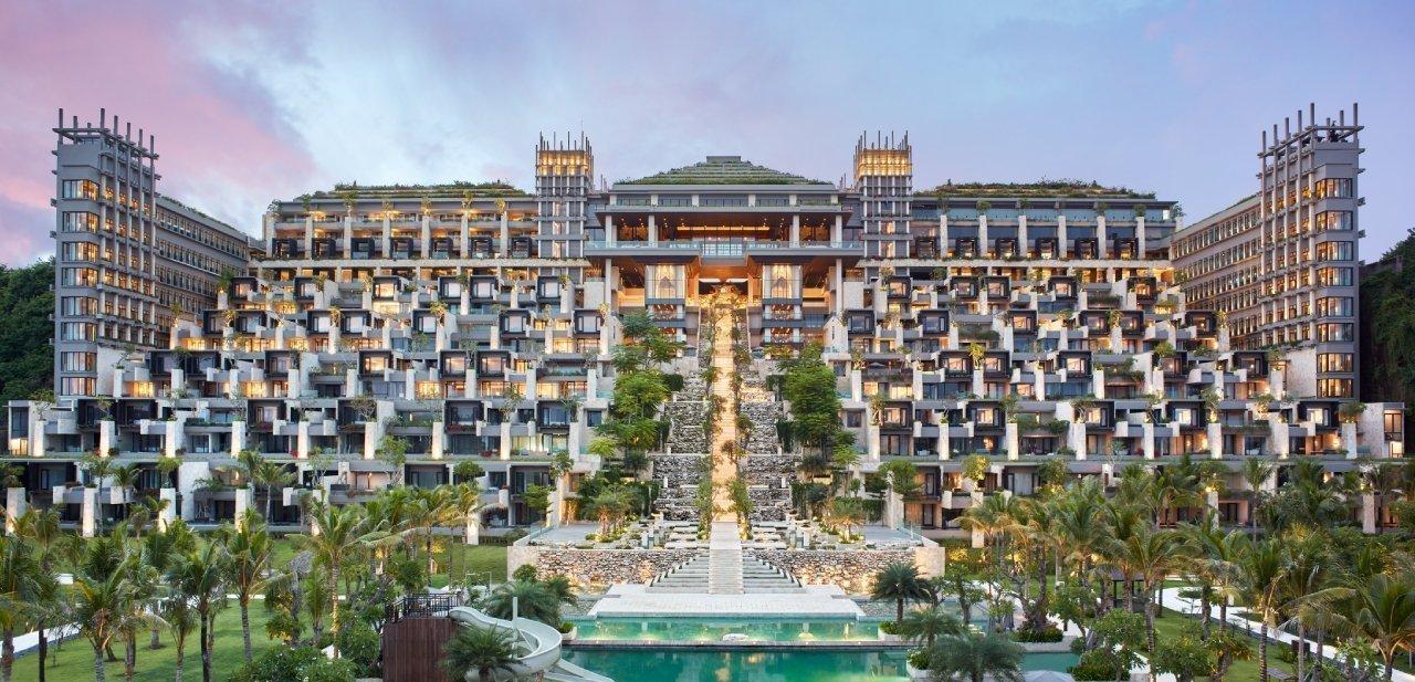 Apurva Kempinski Bali, hotel más lujo del mundo