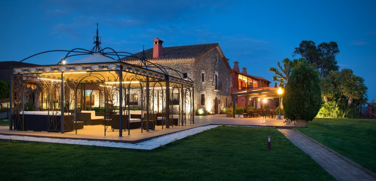 10 hoteles con encanto en espa a for Hoteles minimalistas en espana
