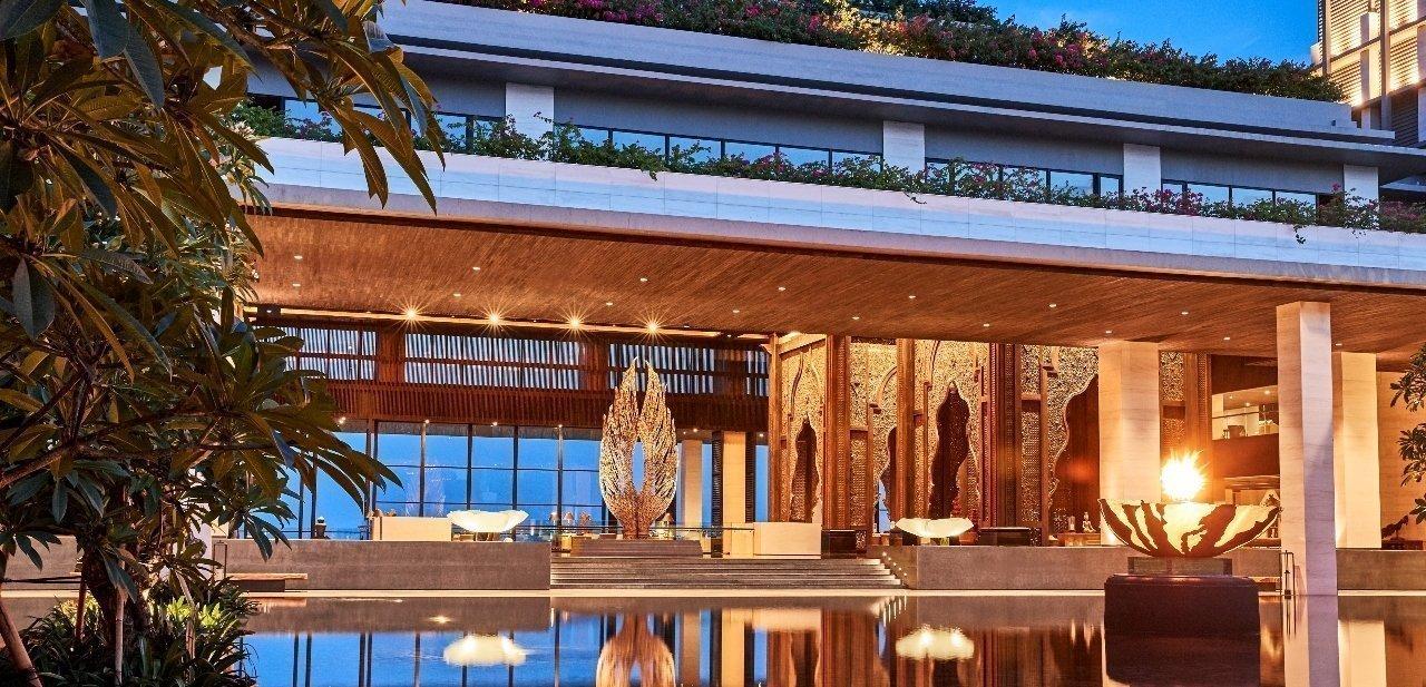 El Lobby del Apurva Kempinski Bali