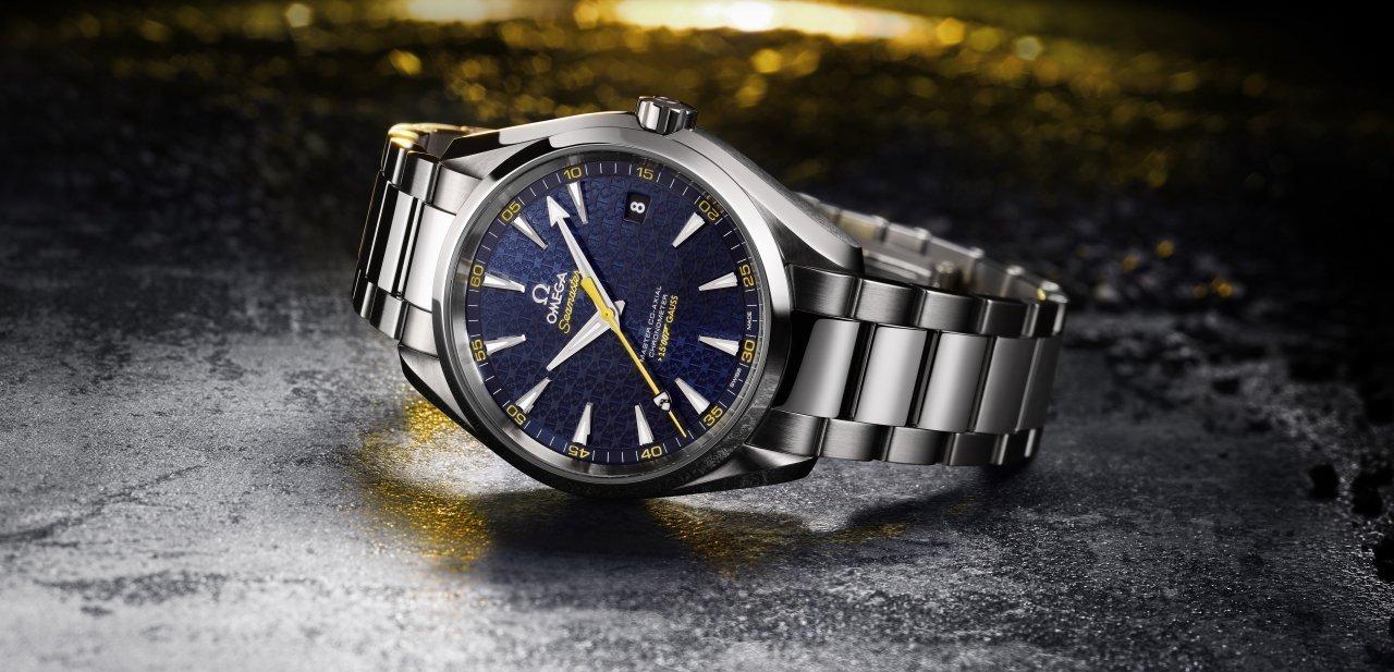 El Omega Seamaster Aqua Terra 150M James Bond