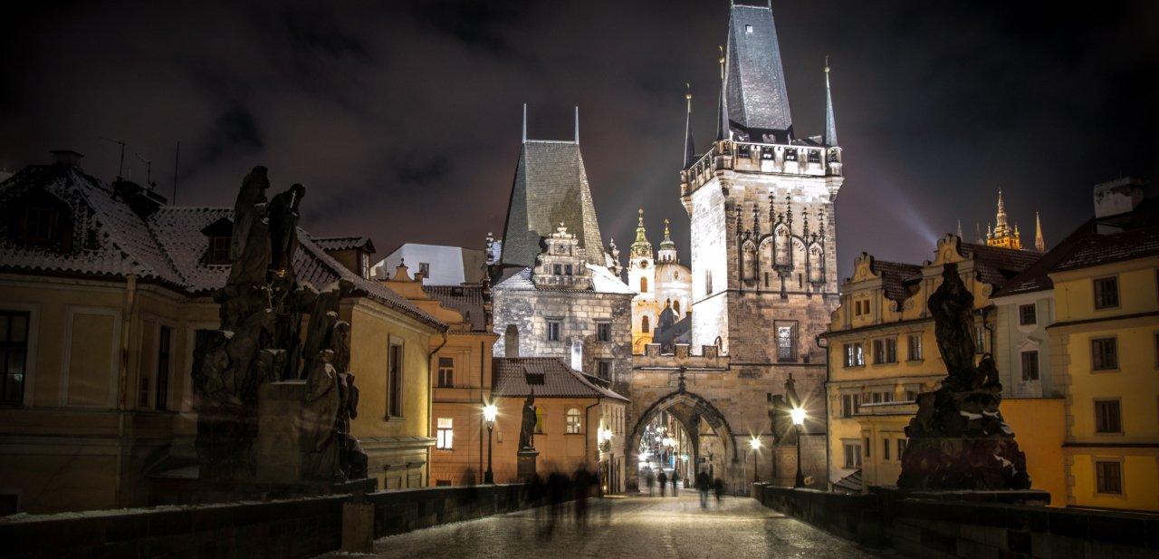 El puente de Carlos de Praga