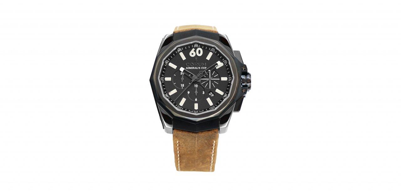 El reloj Corum Admiral's Cup Ac-One 45 Chronograph Vintage