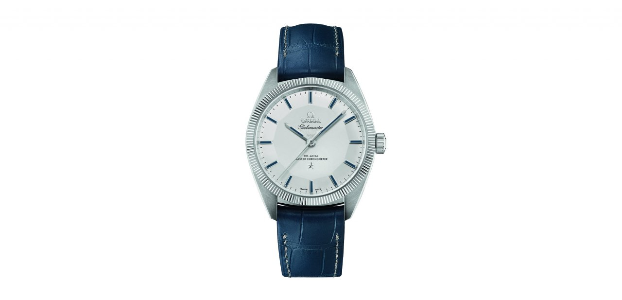 El reloj Omega Constellation Globemaster de platino