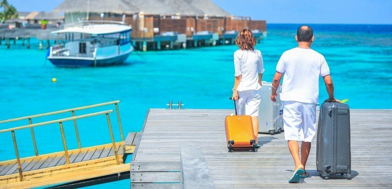Equipaje para viajar a Islas Maldivas