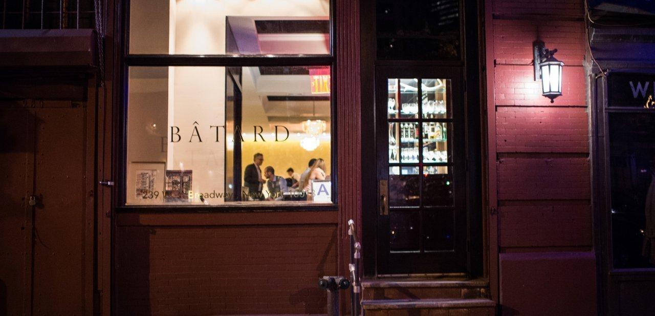 Fachada del restaurante Bâtard