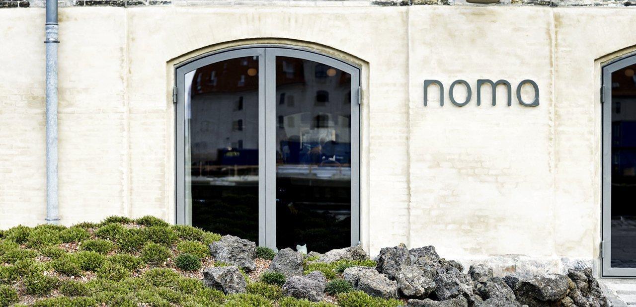 Fachada del restaurante Noma