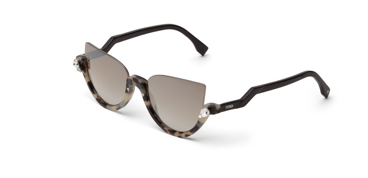 Fendi's Blink Sunglasses Color Habana