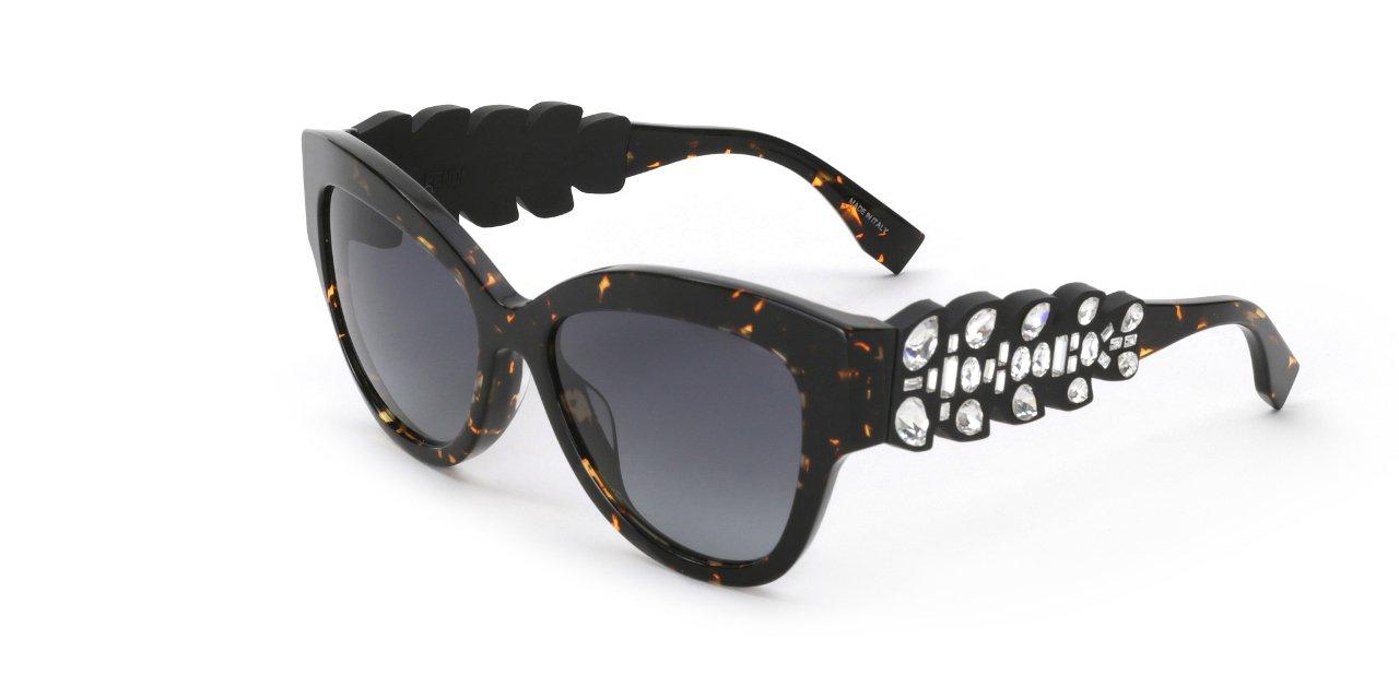 Fendi's Croco Tail Sunglasses
