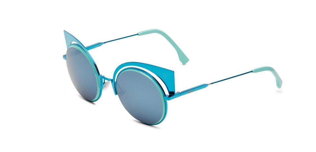 Fendi's Eyeshine Sunglasses