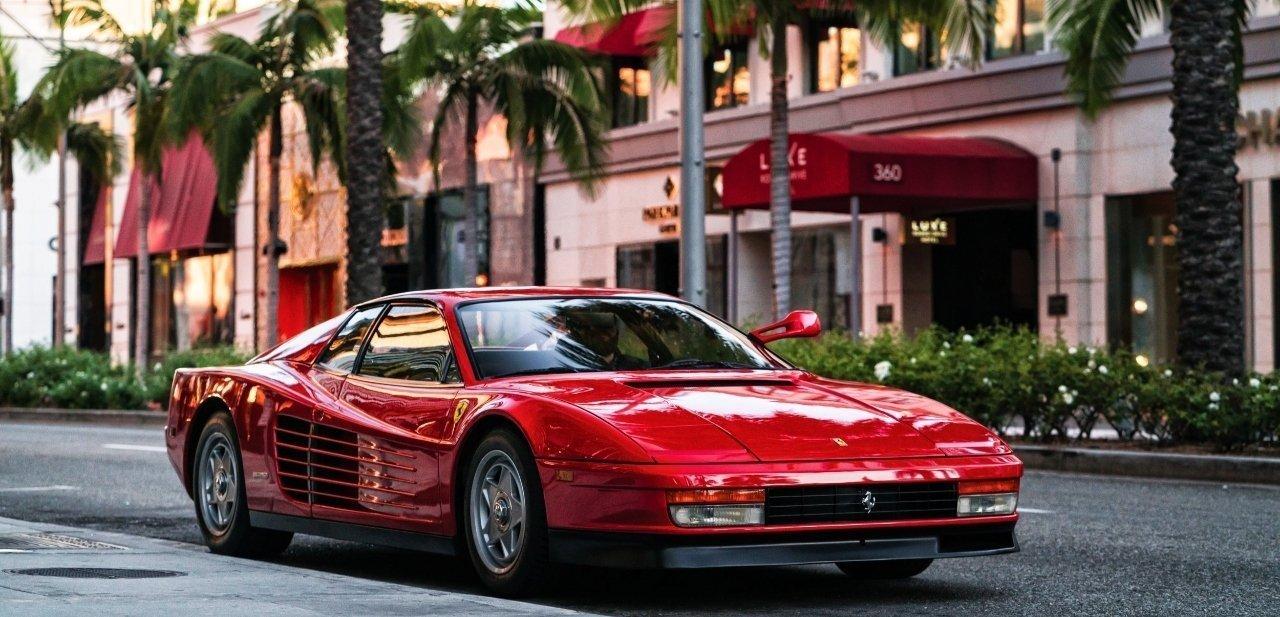 Ferrari 360 primera versión