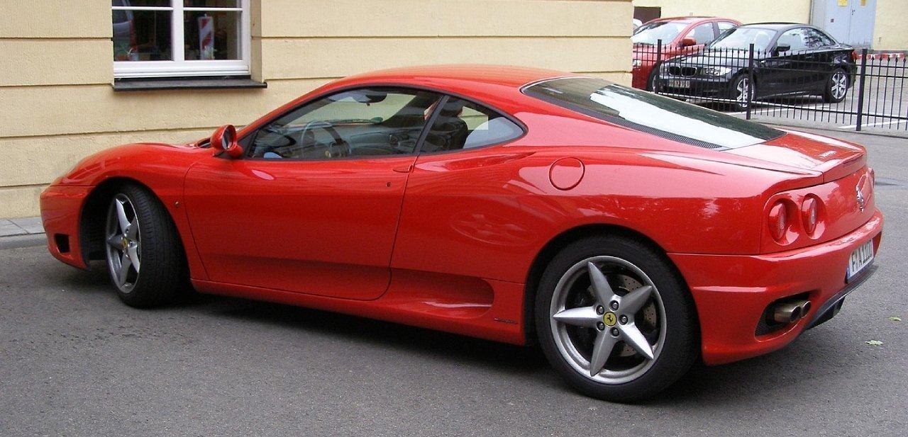 Ferrari Modena, la versión más emblemática del 360