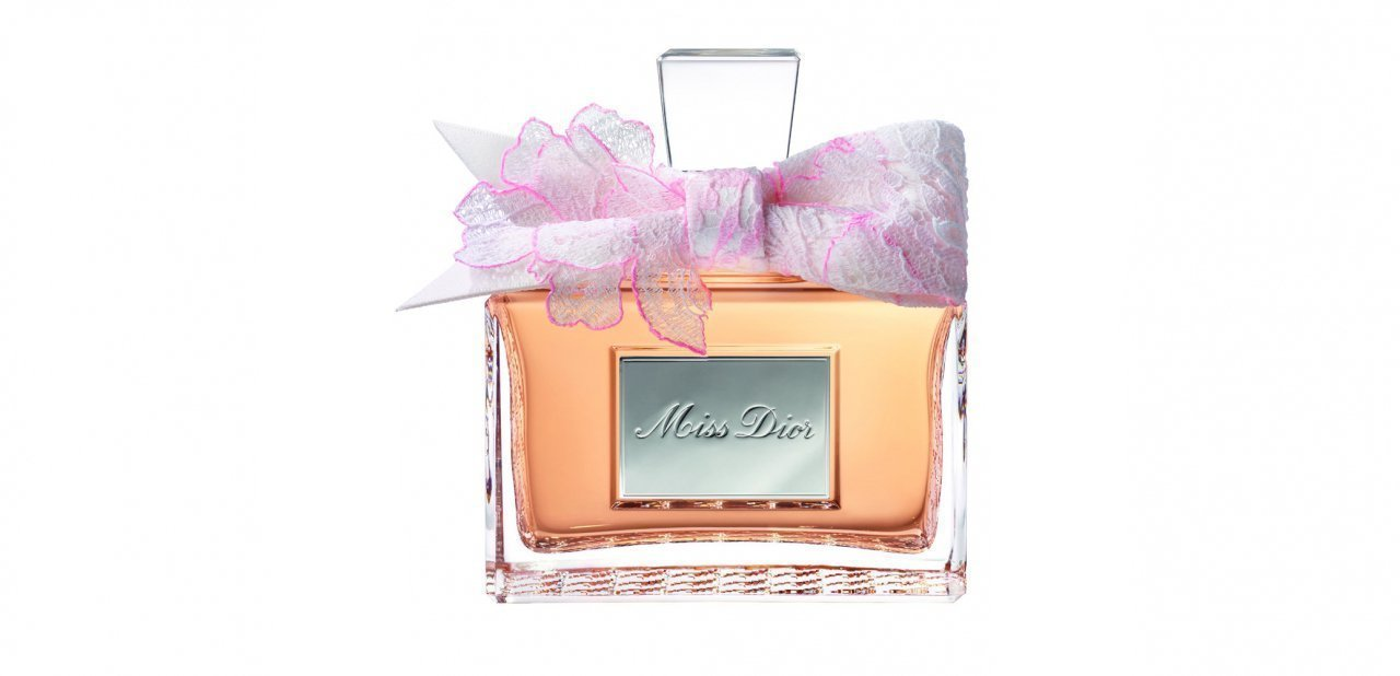Frasco de Miss Dior Edition d'Exception