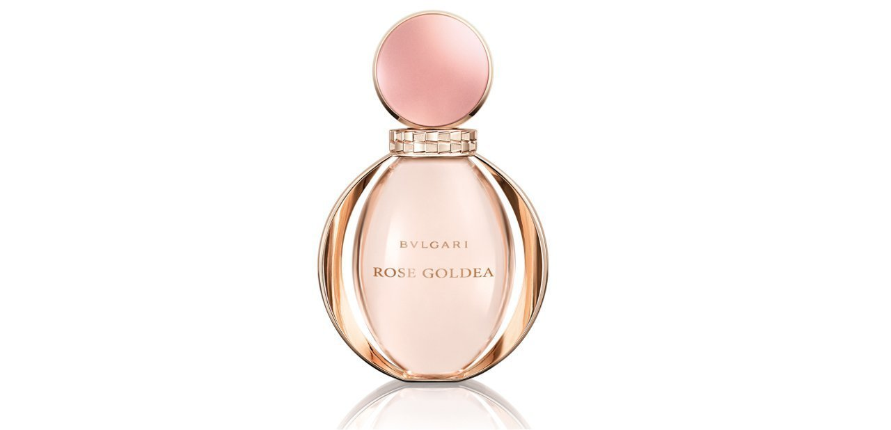 Frasco Rose Goldea