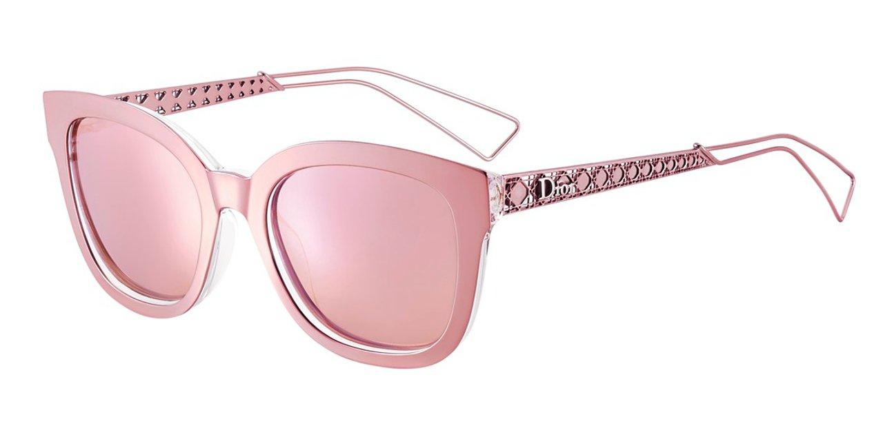Gafas de Dior Diorama1 rosa