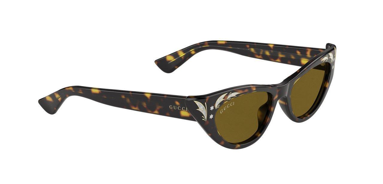 Gafas de sol Gucci 2016 femenina con forma de ojo de gato