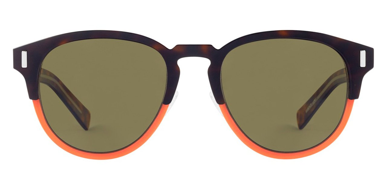 Gafas de sol naranja brillante BLACKTIE 2.OSK de Dior Homme