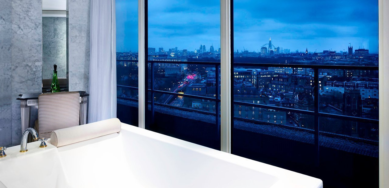 Habitación con vistas en The Park Tower Knightsbridge, Londres