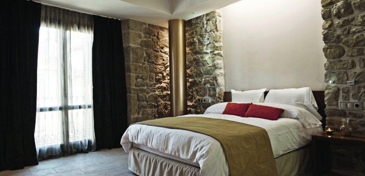 Habitación del Hotel Palacio del Obispo