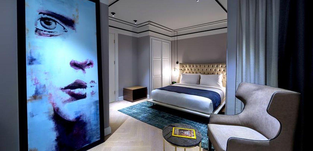Habitación del Walton Hotels Galata