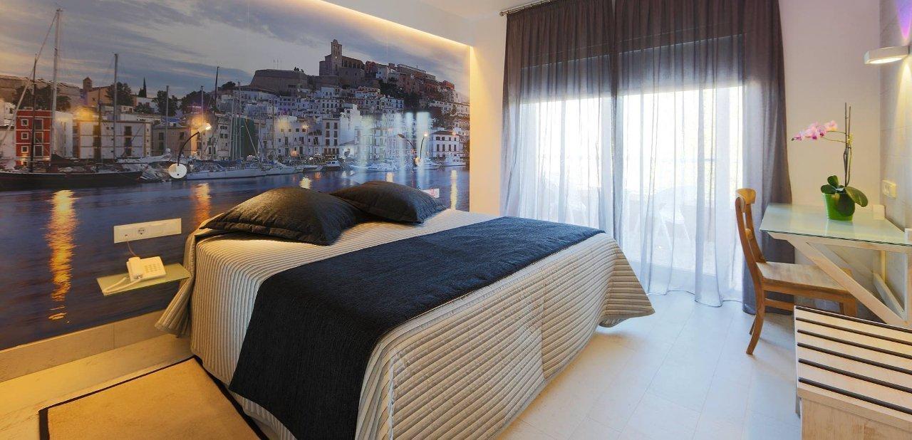 Habitación Hotel Luxisla Ibiza