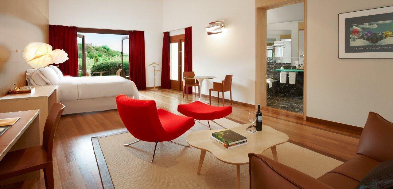 Habitación Hotel Marqués de Riscal