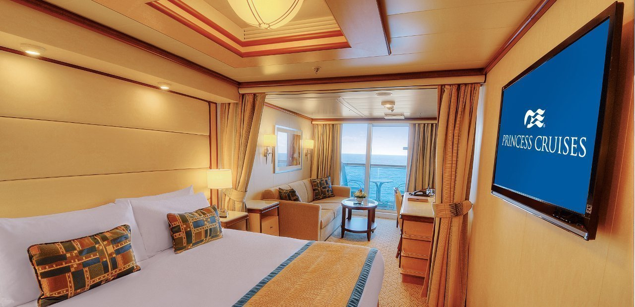 Habitacion regal princess